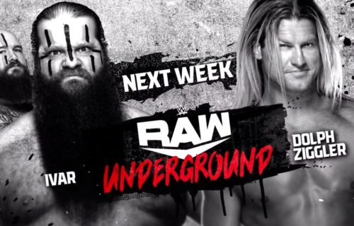 Dolph Ziggler battles one-half of Viking Raiders on Raw Underground