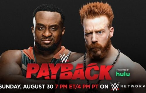 Big E. vs. Sheamus added to WWE Payback 2020 pay-per-view