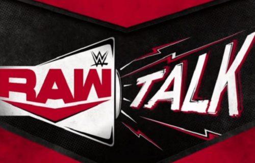 "Special Raw Talk host tonight, Zelina Vega & Aleister Black explain ""marriage tattoos"""