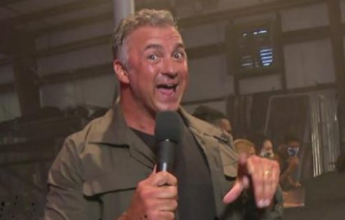 Update on tonight's Raw Underground from Shane McMahon