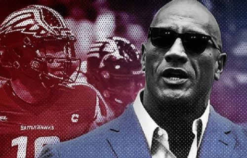 "The Rock issues statement as new XFL part-owner, vows to ""create something special"""