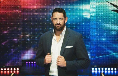 Wade Barrett returns to NXT this week