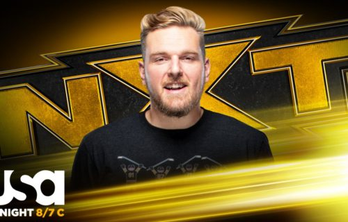 WWE NXT results August 5: Pat McAfee rolls in to NXT