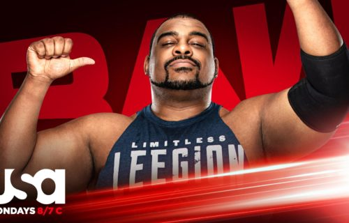 WWE Raw results August 24, 2020: Keith Lee debuts
