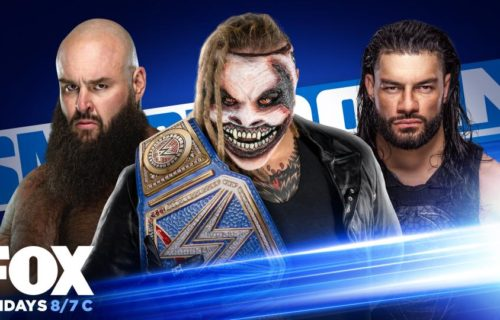 WWE SmackDown results August 28, 2020: The Monster, The Fiend, and The Big Dog