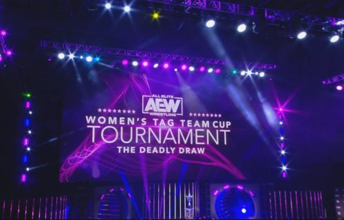 Former WWE stars make AEW debut during Women's Tag Team Cup Tournament