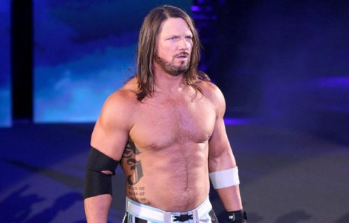 AJ Styles reveals if he is not happy in WWE