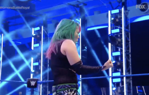 Asuka to challenge for both RAW and Smackdown Women's Titles at SummerSlam