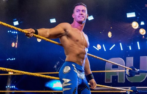 Austin Theory makes return to NXT