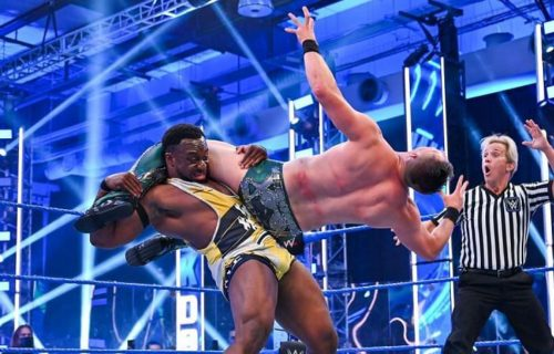 Big E eager to show what he can do in singles run on SmackDown