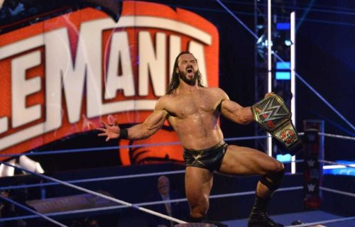 WWE Champion wants WrestleMania match against The Rock