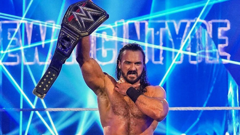 Drew McIntyre WWE
