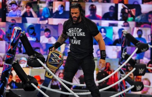 Roman Reigns comments on becoming the new Universal Champion at Payback