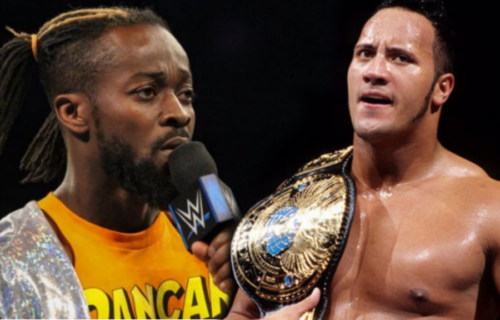 "Kofi Kingston: ""It's silly"" that people do not count The Rock as first-ever native African WWE Champion"