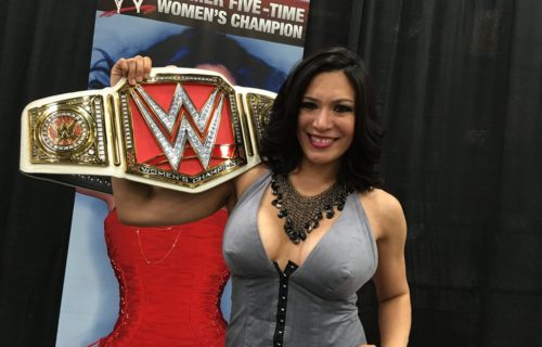 Melina Perez addresses rumors during her WWE career, says she's willing to return
