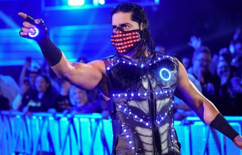 Mustafa Ali's push is over before it even got a chance
