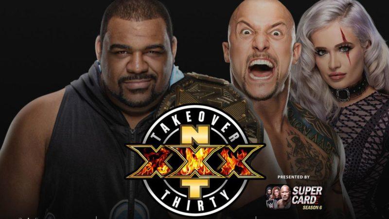NXT TakeoverXXX