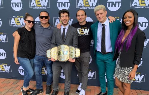 AEW Dynamite broadcast day/time changing due to TNT's NBA coverage