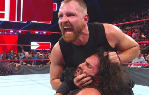 Seth Rollins on his relationship with Jon Moxley after he left WWE