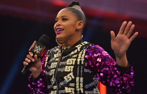 Bianca Belair reveals which HOF pitched the idea of her gimmick