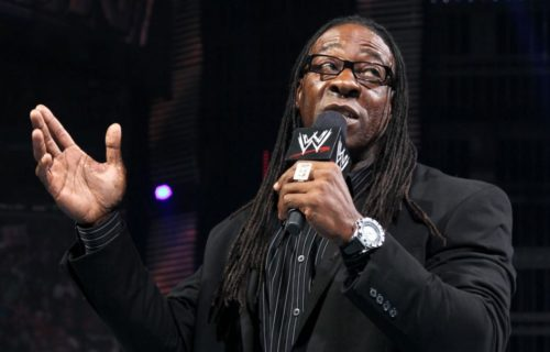 Booker T talks infamous WrestleMania 19 match with Triple H