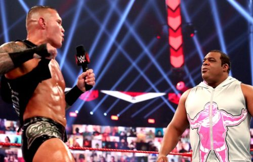 Randy Orton was given a special task for Keith Lee before WWE Payback