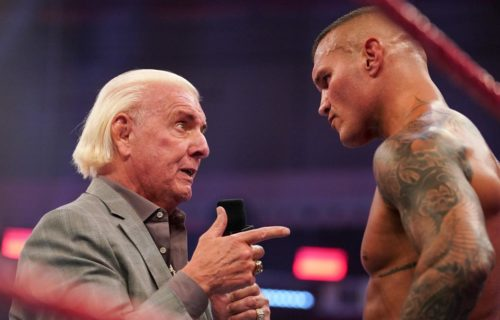 Unseen footage of Ric Flair after attack on Raw (video)