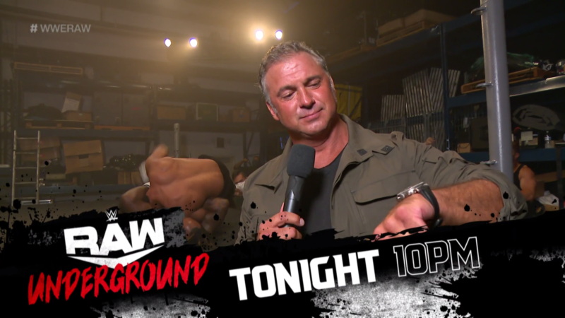 Spoiler On Plans For WWE Raw Underground Tonight