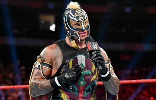 Rey Mysterio Offered Major AEW Contract