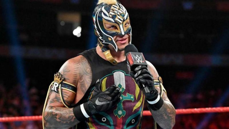 AEW Reportedly Matched WWE's Contract Offer To Rey Mysterio