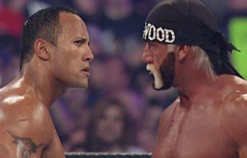 How The Rock changed famous WrestleMania match vs Hulk Hogan on the spot