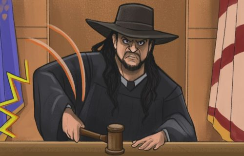 """Undertaker speaks about infamous """"wrestlers' court"""""""