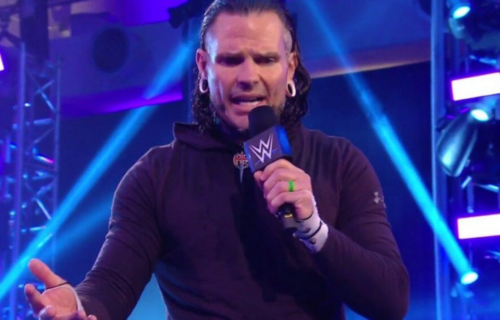 Jeff Hardy reveals reaction to WWE using his real-life issues in storylines