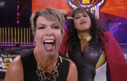 Vickie Guerrero has signed contract with AEW