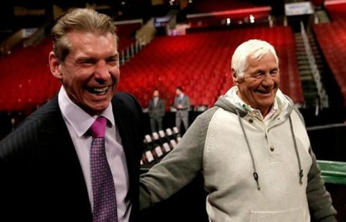 "WWE star describes incident which made Vince McMahon ""die laughing in the back"""