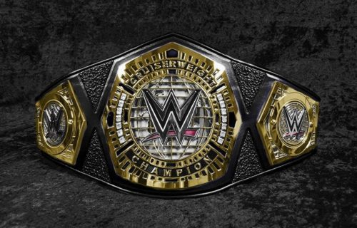WWE Title plans were apparently scrapped due to champion throwing a tantrum