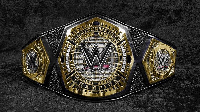 WWE cruiserweight Title