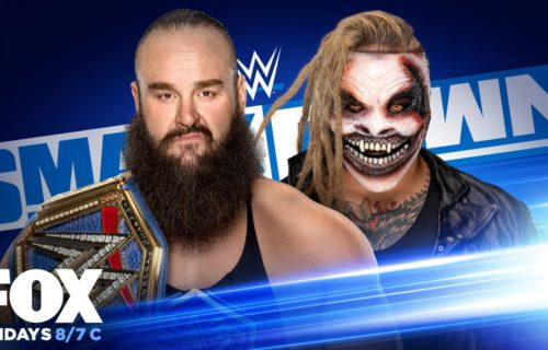 "WWE SmackDown results August 14: Braun Strowman confronts ""The Fiend"""