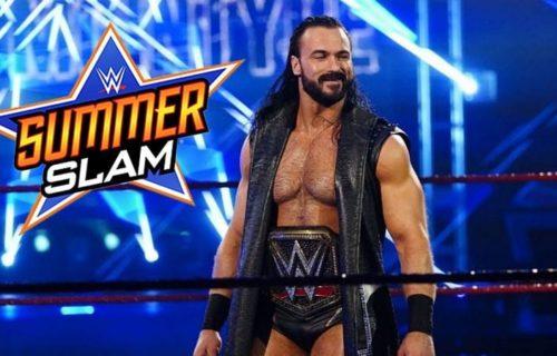 WWE SummerSlam 2020: Where to watch, match card, start time