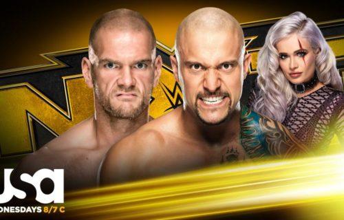 WWE NXT results August 12: Karrion Kross vs. Danny Burch