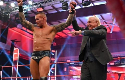 Ric Flair looking to manage Randy Orton for SummerSlam match
