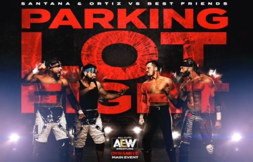 AEW Dynamite results September 16: Parking lot fight