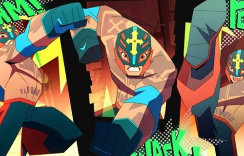 Rey Mysterio set to star in Cartoon Network Latin America animated series