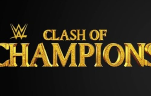 Updated lineup for WWE Clash of Champions 2020 PPV on Sept. 27th
