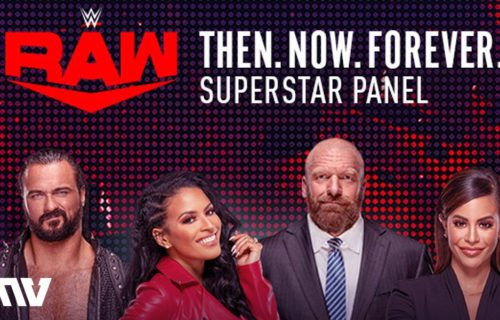 """Full guest list for """"WWE RAW: Then. Now. Forever."""" N.Y. Comic Con panel"""