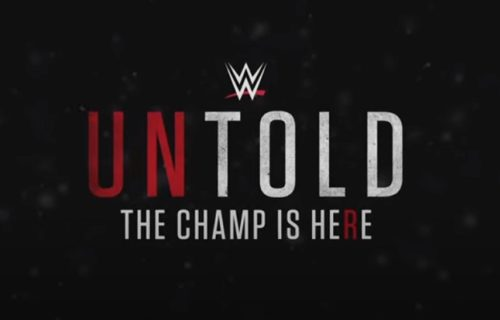 WWE Untold: The Champ Is Here clips for new WWE Network special