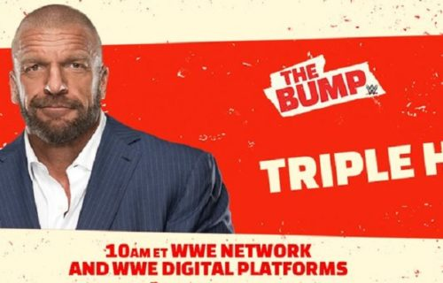 Triple H headlines jam-packed lineup for WWE's The Bump