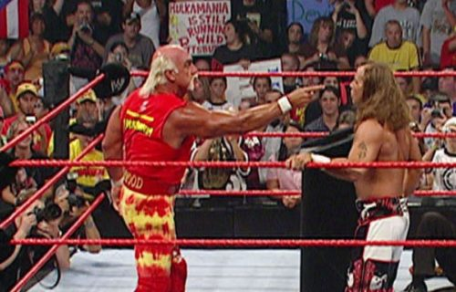 Backstage reaction to Shawn Michaels overselling Hulk Hogan revealed