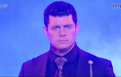 Ryback talks Cody Rhodes working as a heel in AEW