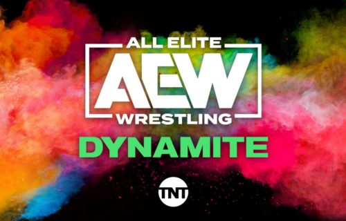 AEW Dynamite receives over 1 million viewers